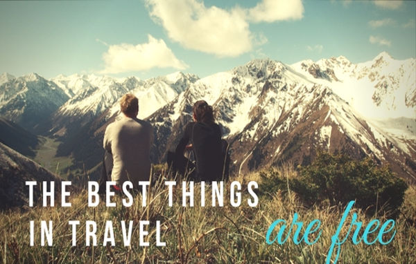 The best things in travel are free